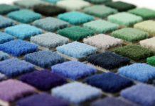 Dywany w nowoczesnych kolorach