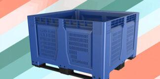 Zastosowanie plastikowych skrzyniopalet